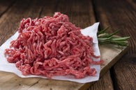 Grass fed lean beef mince