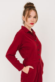 Combinaison Litski Red rouge worker Bellerose Bonny Lyon