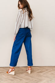Pantalon jeans denim Lotan one wash Bellerose Bonny Lyon
