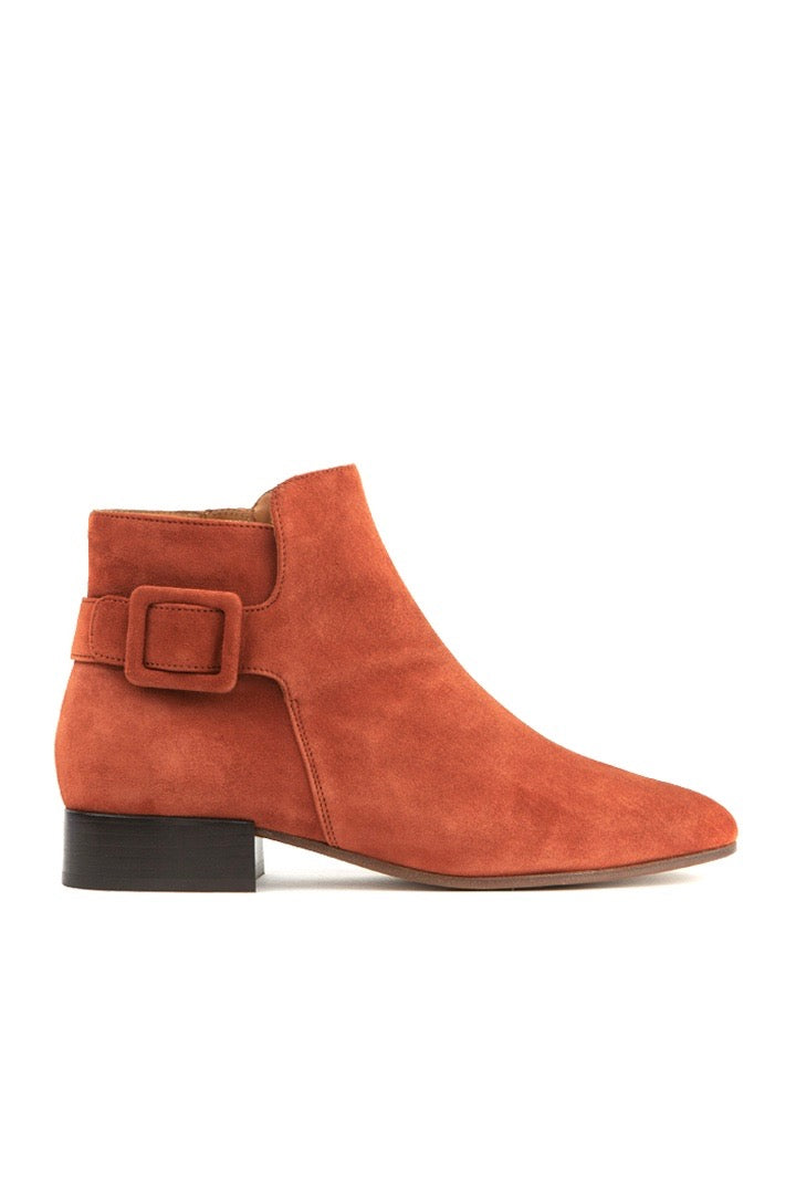 Bottines no.116 Terracotta Rivecour