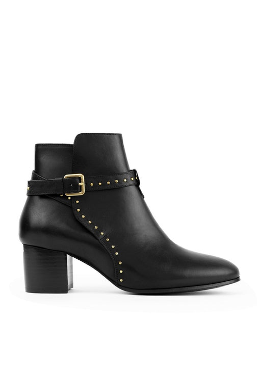Bottines no.277 Noir Rivecour