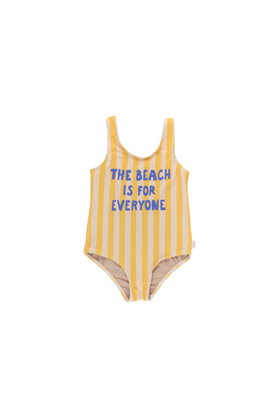 Maillot de Bain The Beach is For Everyone