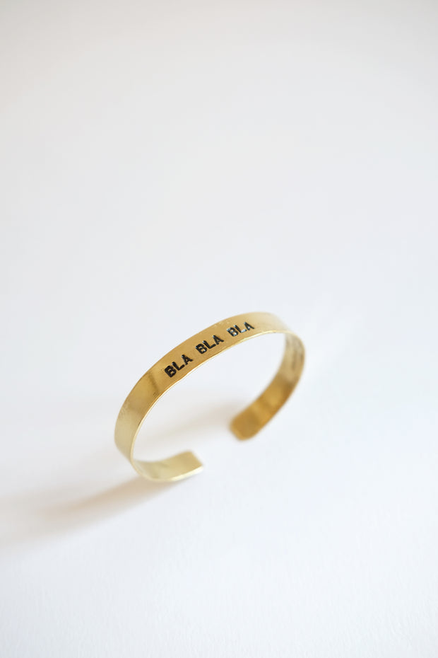 "Bracelet Small Mantra ""Lover"" Atelier 7/12"