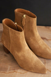 Bottines no.107 Ecorce