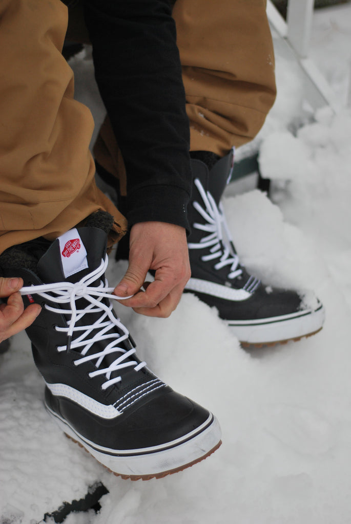 Vans Standard Snow Boot Review \u2013 powthrashers