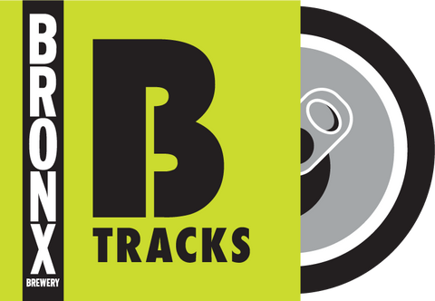 B-Tracks Series by Bronx Brewery