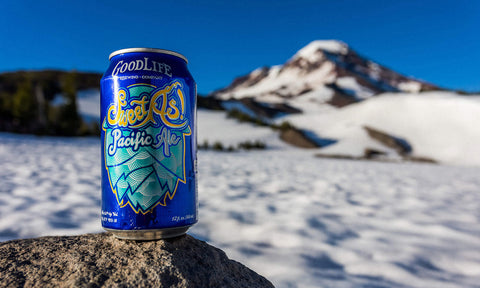 Sweet As! Pacific Ale in the Bend Oregon Mountains