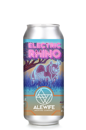 Electric Rhino Session IPA
