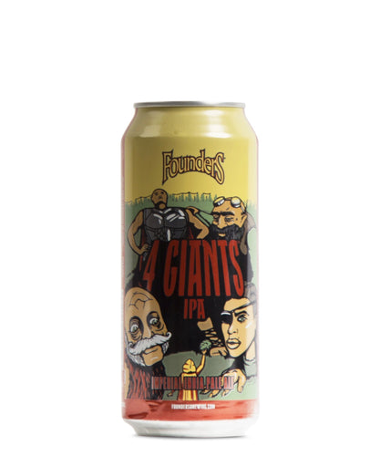 4 Giants IPA - Founders Brewing Delivered By TapRm