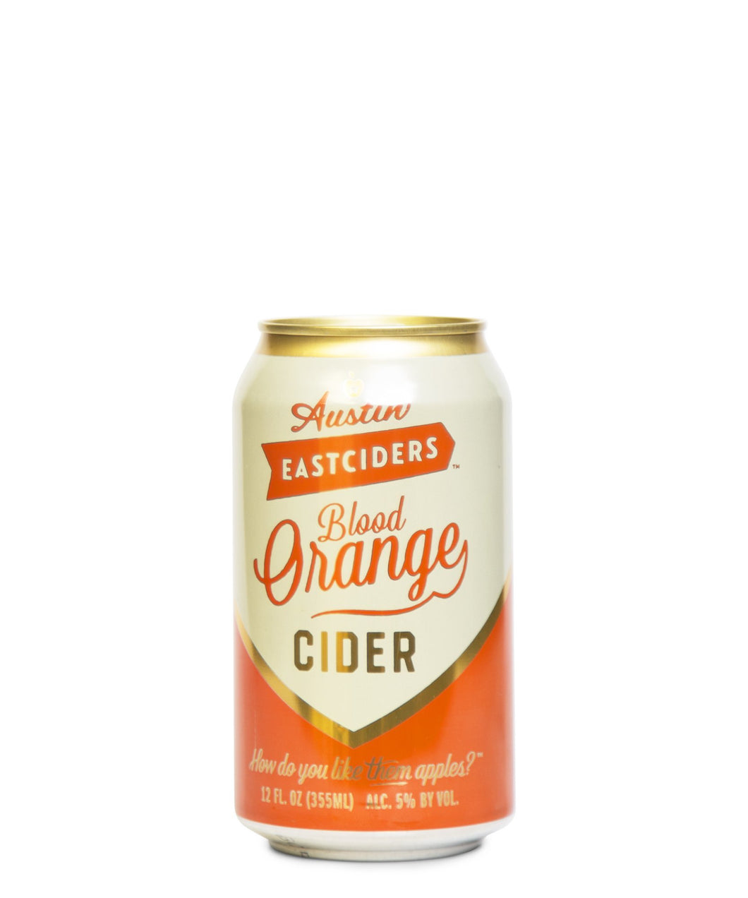 Blood Orange Cider