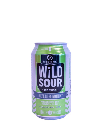 Wild Sour Series: Here Gose Nothin'