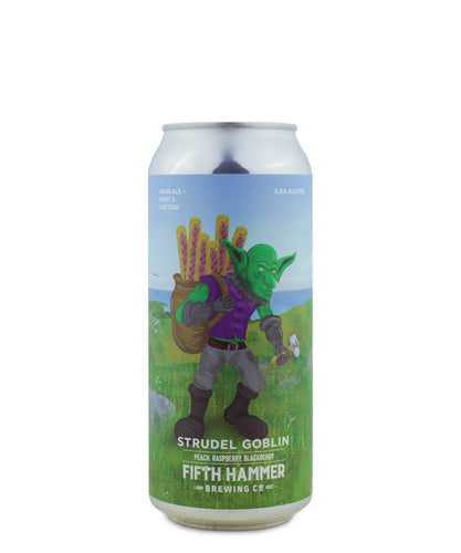 Strudel Goblin by Fifth Hammer Brewing Company delivered by TapRm