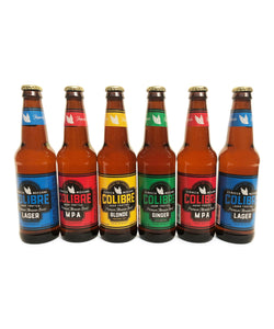 Colibre Variety Pack by Cerveza Mexicana Colibre delivered by TapRm