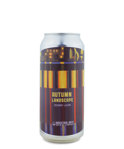 Autumn Landscape by Industrial Arts Brewing Company delivered by TapRm