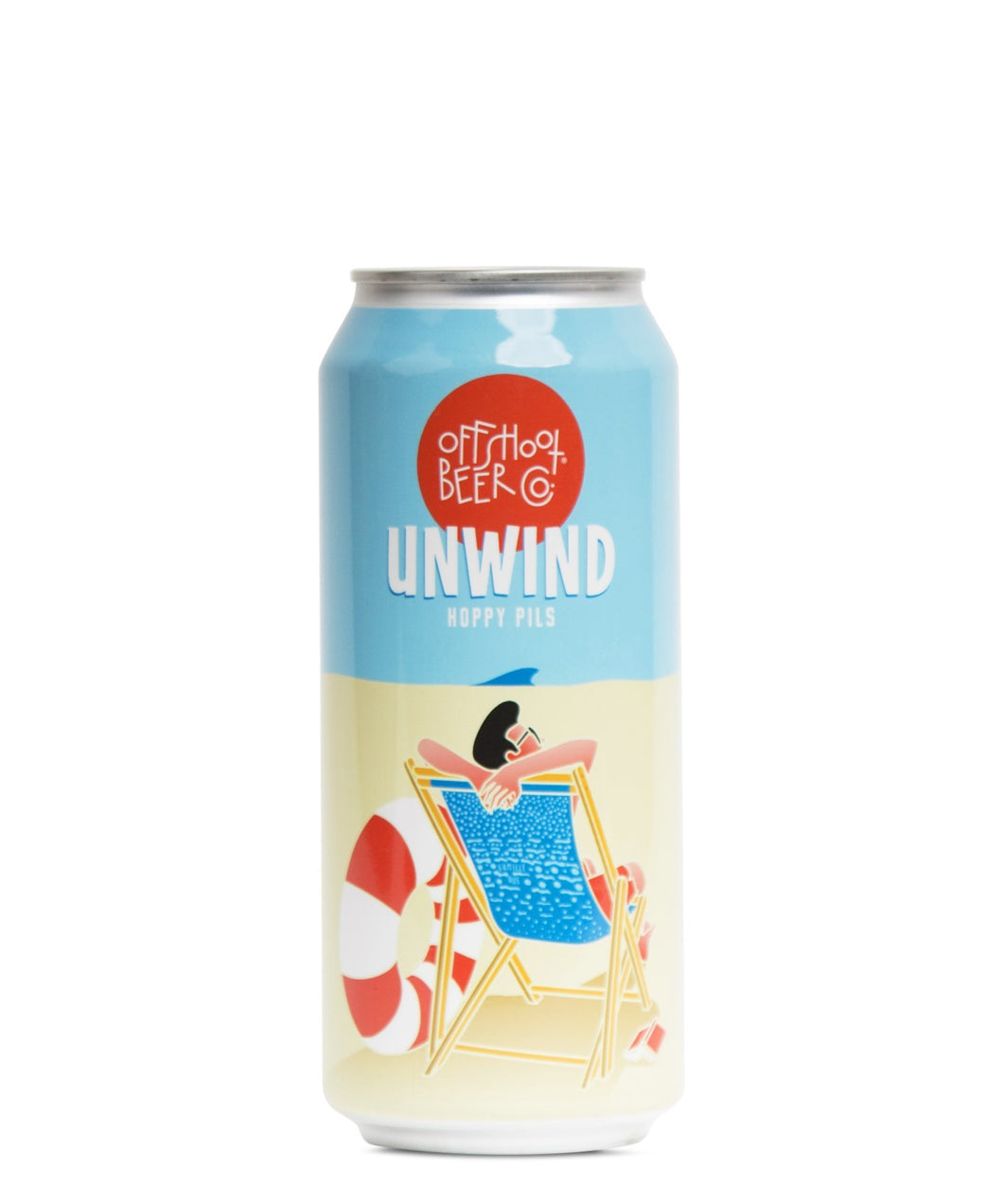 Unwind (You Earned This Hoppy Pils)