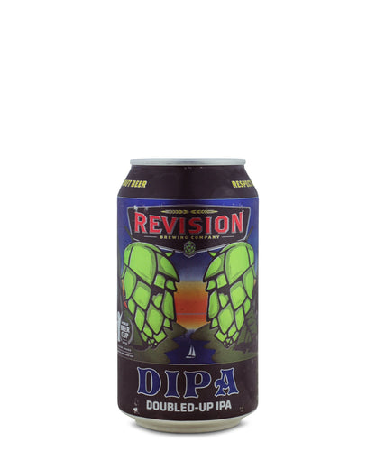 Doubled-Up IPA by Revision Brewing Company delivered by TapRm