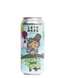 Airship Tycoon - 18th Ward Brewing Delivered By TapRm