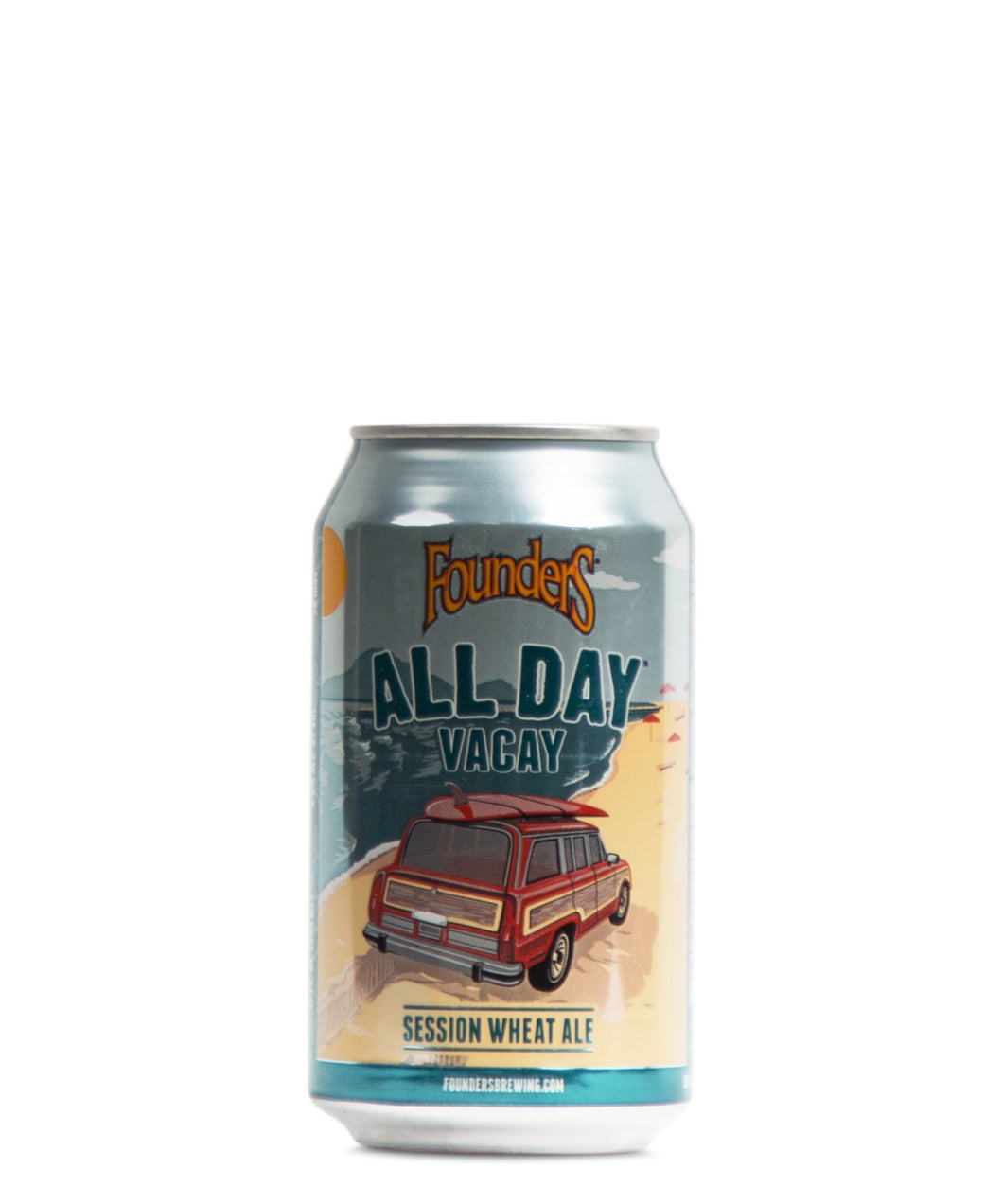 All Day Vacay - Founders Brewing Delivered By TapRm