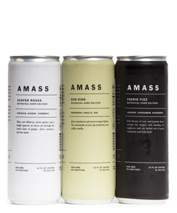 AMASS Variety 4 Pack - AMASS Delivered By TapRm