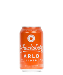 Arlo - Shacksbury Farmhouse Cider Delivered By TapRm