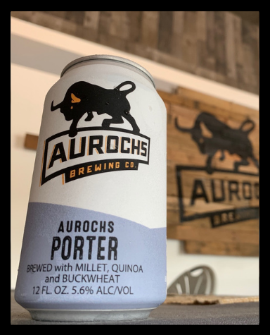 Aurochs Porter by Aurochs Brewing Company delivered by TapRm