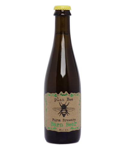 Barn Beer Wild Ale - Plan Bee Farm Brewery Delivered By TapRm