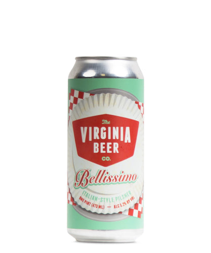 Bellissimo - The Virginia Beer Company Delivered By TapRm