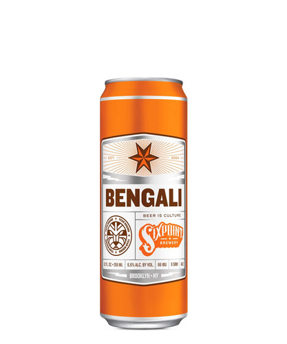 Bengali - Sixpoint Brewery Delivered By TapRm