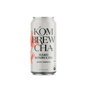 Berry Hibiscus - Kombrewcha Delivered By TapRm