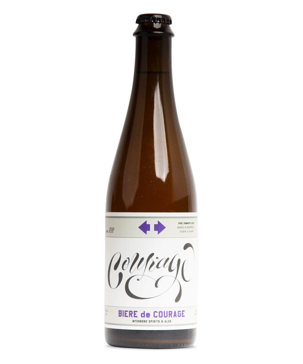 Biere de Courage - Interboro Delivered By TapRm