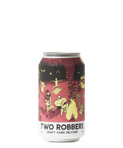 Black Cherry Lemon - Two Robbers Delivered By TapRm