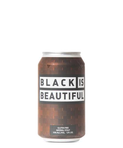Black is Beautiful (Gluten-free) - Departed Soles Brewing Company Delivered By TapRm
