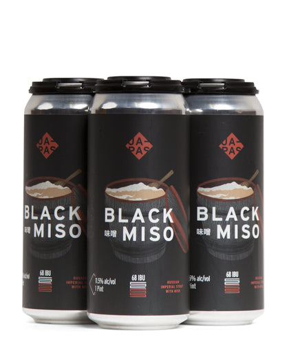 Black Miso - Japas Cervejaria Delivered By TapRm