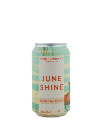 Blood Orange Mint - Juneshine Delivered By TapRm