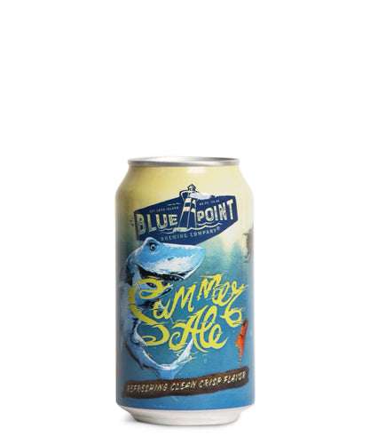 Blue Point Summer Ale - Blue Point Brewing Delivered By TapRm