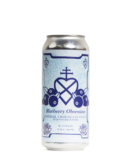 Blueberry Obsession - Lickinghole Creek Craft Brewery Delivered By TapRm