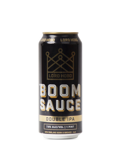 Boomsauce IPA - Lord Hobo Brewing Co. Delivered By TapRm