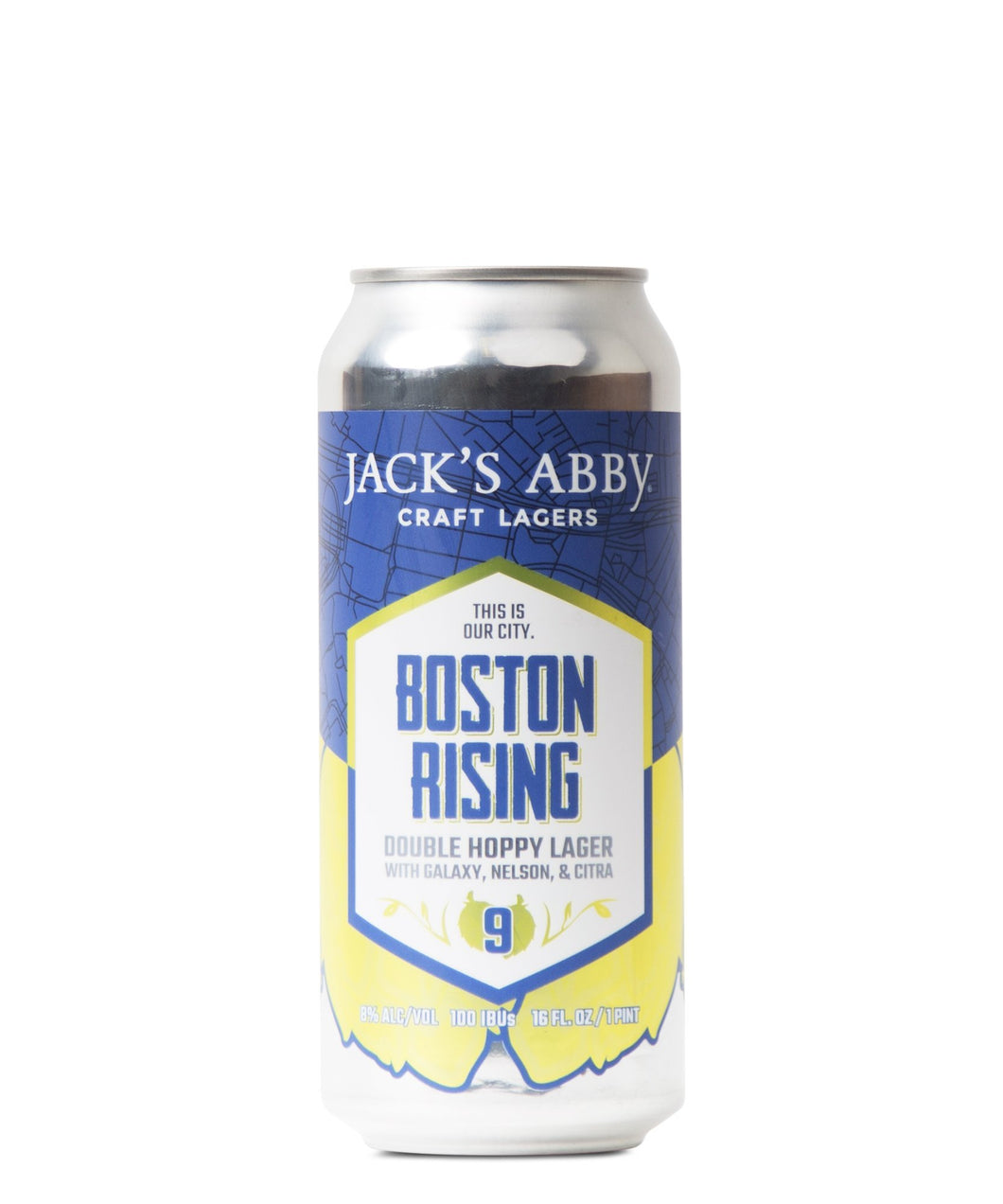 Boston Rising - Jacks Abby Craft Lagers Delivered By TapRm