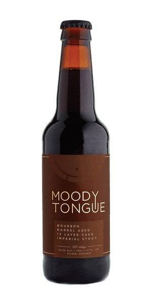 Bourbon Barrel Aged 12 Layer Cake - Moody Tongue Brewing Company Delivered By TapRm