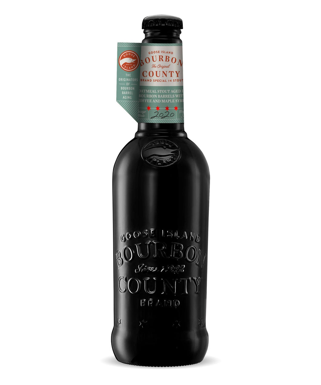 Bourbon County Stout 2020 Special #4 - Goose Island Brewing Company Delivered By TapRm
