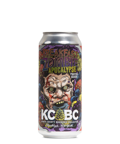 Breakfast Zombie Apocalypse - KCBC Delivered By TapRm