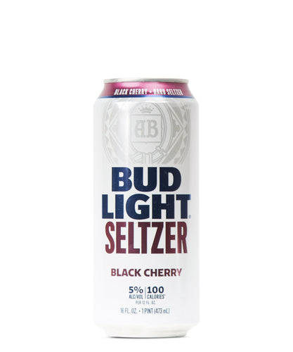 Bud Light Seltzer Black Cherry - Budweiser Delivered By TapRm