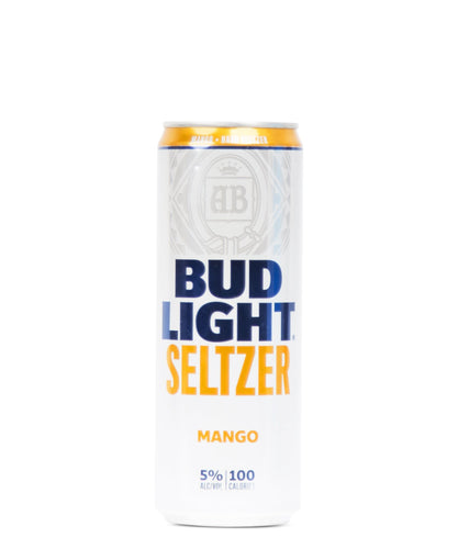 Bud Light Seltzer Mango - Budweiser Delivered By TapRm