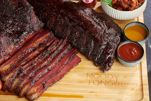 Chicago-Style Smoked Meats Sampler - Moody Tongue Brewing Company Delivered By TapRm