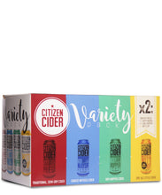 Load image into Gallery viewer, Citizen Cider Variety Pack - Citizen Cider Delivered By TapRm
