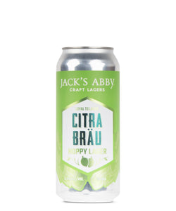 Citra Bräu - Jacks Abby Craft Lagers Delivered By TapRm