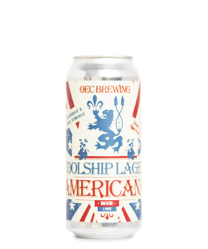 Coolship Lager Americana - OEC Delivered By TapRm