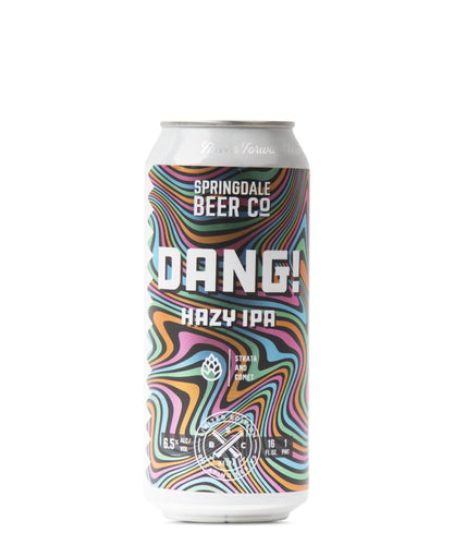 Dang! - Springdale Beer Co Delivered By TapRm
