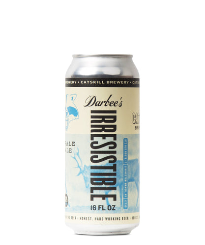 Darbee's Irresistible Pale Ale - Catskill Brewery Delivered By TapRm