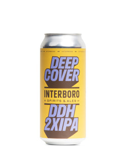 Deep Cover - Interboro Delivered By TapRm
